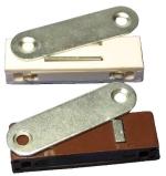 Магнитный держатель москитной сетки (белый/коричневый)