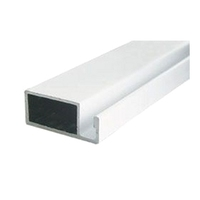 Профиль рамный МС RAL 9016 (белый) 25 мм.